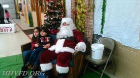 Snack with Santa 2016