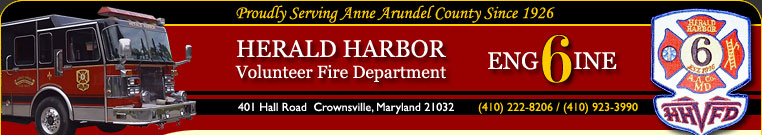 Herald Harbor Volunteers - Company 6